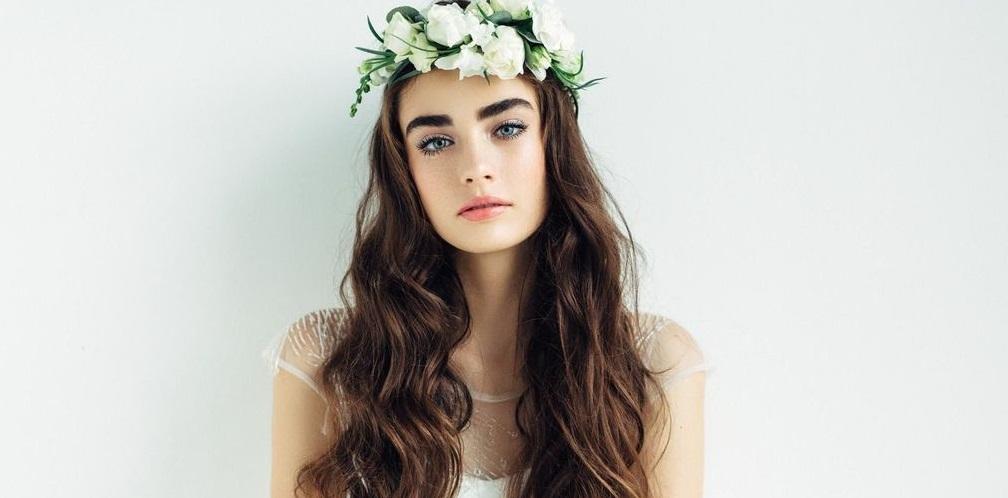 Tout sur les coiffures de mariage 2019